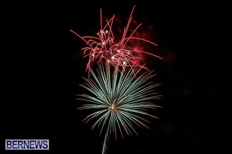 Fireworks-At-Christmas-Boat-Parade-Bermuda-December-12-2015-25