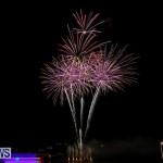 Fireworks At Christmas Boat Parade Bermuda, December 12 2015-26