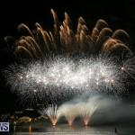 Fireworks At Christmas Boat Parade Bermuda, December 12 2015-28