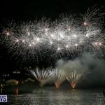 Fireworks At Christmas Boat Parade Bermuda, December 12 2015-29