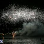 Fireworks At Christmas Boat Parade Bermuda, December 12 2015-31