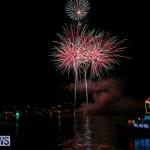 Fireworks At Christmas Boat Parade Bermuda, December 12 2015-33