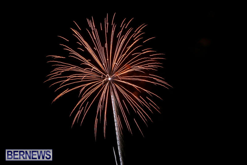 Fireworks-At-Christmas-Boat-Parade-Bermuda-December-12-2015-41