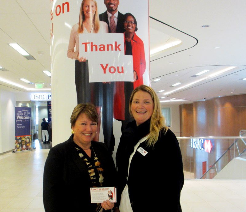 HSBC Customer Appreciation Campaign Bermuda Dec 3 2015 (1)