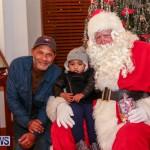 Santa Claus In St George's Bermuda, December 5 2015-16