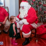 Santa Claus In St George's Bermuda, December 5 2015-2