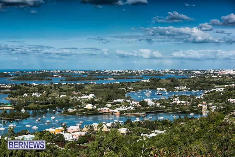 780 View of Hamilton Bermuda Generic January 2016