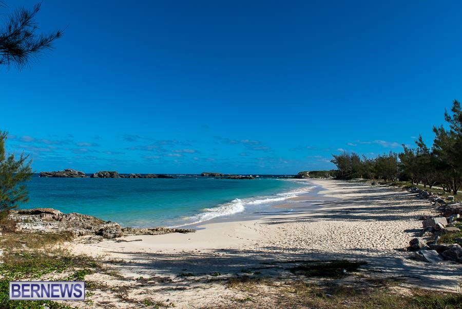 819 deserted Bermuda beach Bermuda Generic January 2016