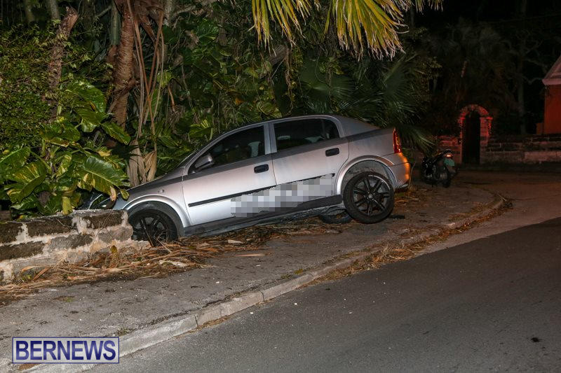 Accident Bermuda, January 19 2016-1