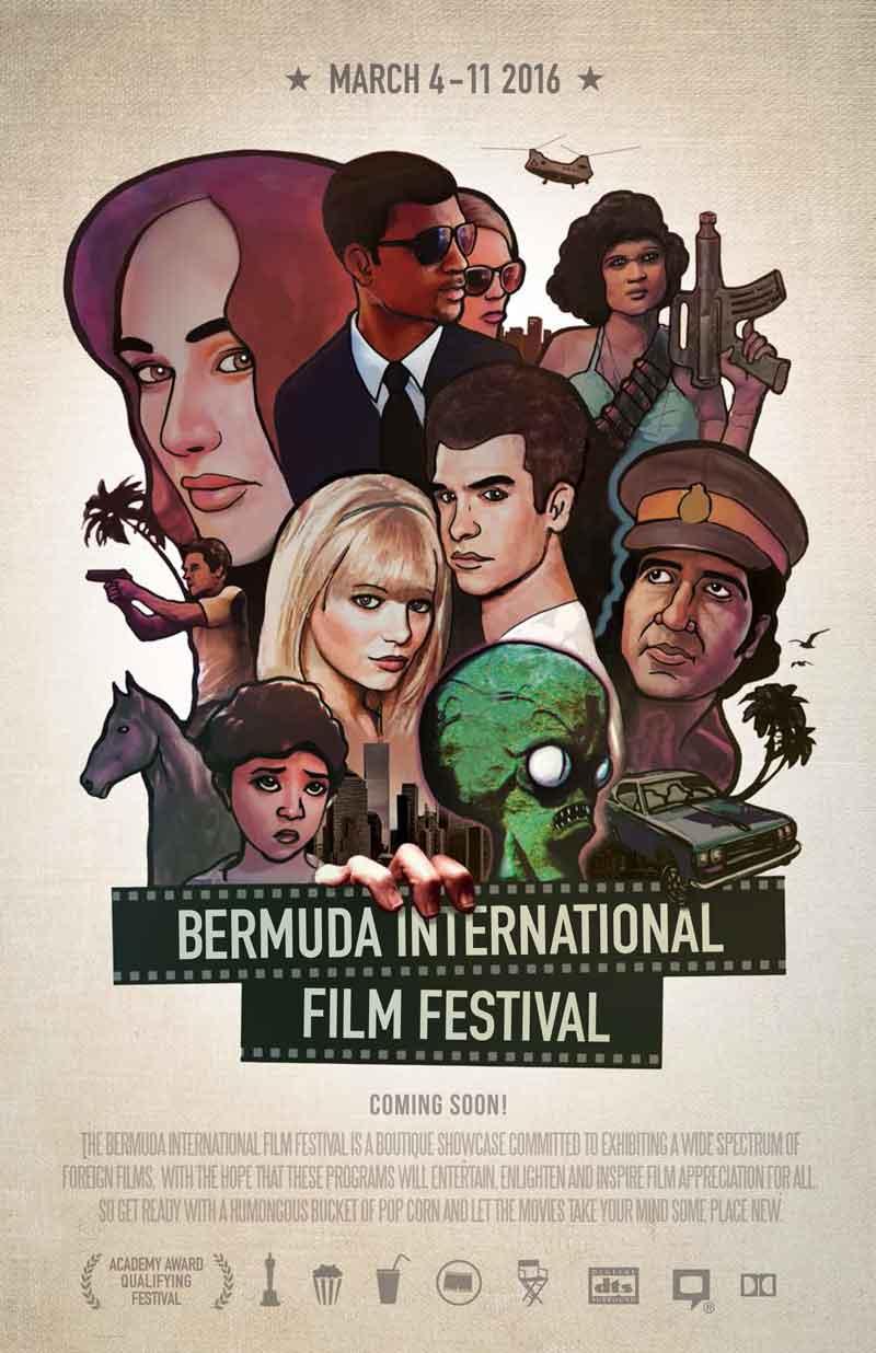 BIFF 2016 Poster