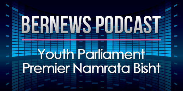 Bernews Podcast with Namrata Bisht