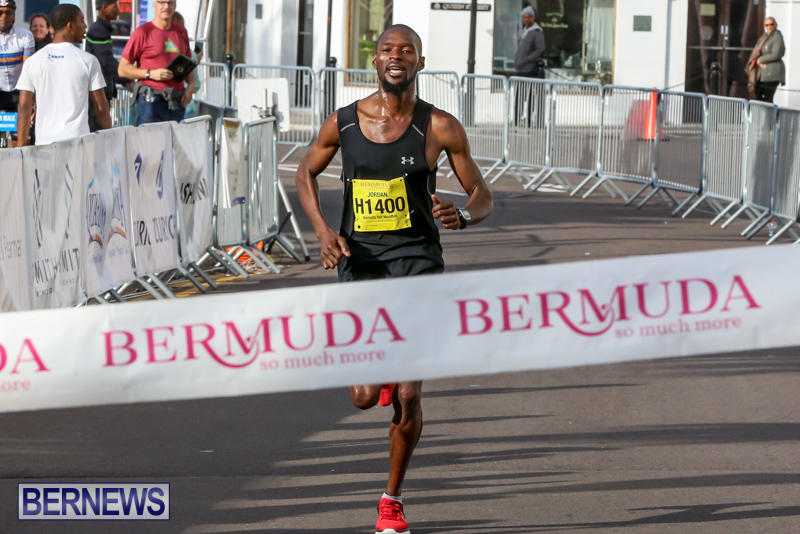 Half Marathon Bermuda Marathon Weekend, January 17 2016 (2)