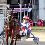 Harness Pony Racing Bermuda Jan 13 2016 (1)