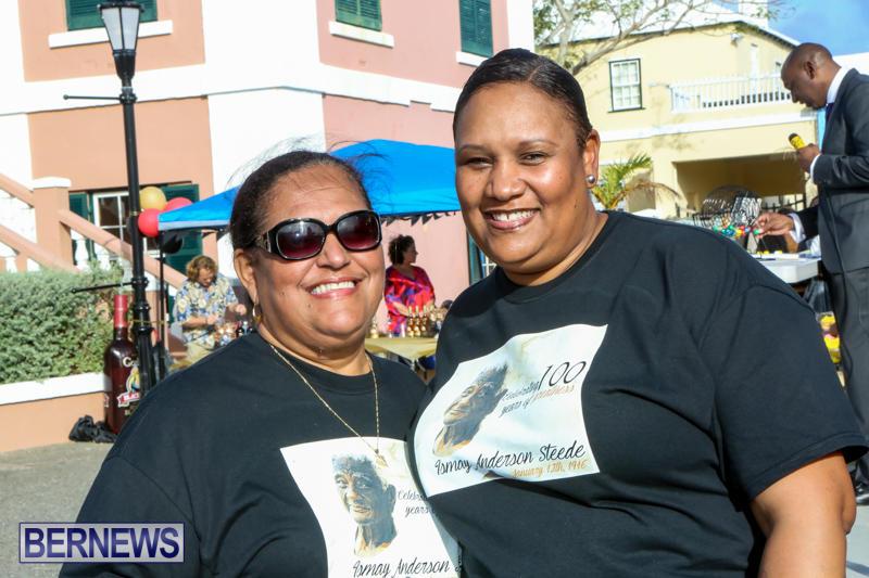 Ismay-Anderson-Steede-100-Year-Birthday-Bermuda-January-9-2016-11