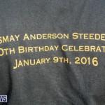 Ismay Anderson Steede 100 Year Birthday Bermuda, January 9 2016-4