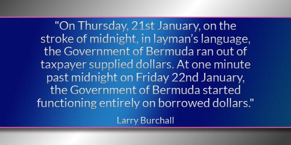 Larry Burchall 160122