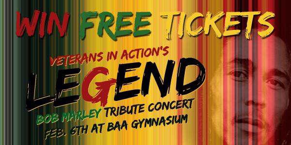 Legend Bob Marley Tribute TC 3a