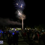 New Years Eve Fireworks St George's Bermuda, December 31 2015-13