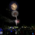 New Years Eve Fireworks St George's Bermuda, December 31 2015-15