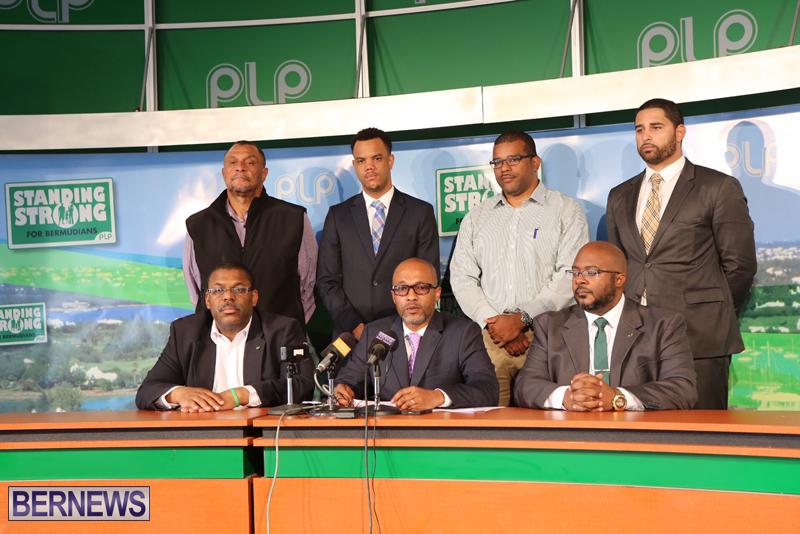 PLP Bermuda Jan 12 2016
