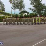 Regiment Recruit Camp Bermuda, January 23 2016-1