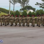 Regiment Recruit Camp Bermuda, January 23 2016-23