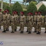 Regiment Recruit Camp Bermuda, January 23 2016-25