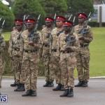 Regiment Recruit Camp Bermuda, January 23 2016-30