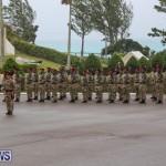 Regiment Recruit Camp Bermuda, January 23 2016-31