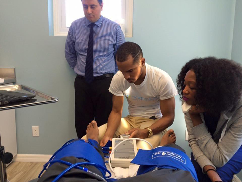 Yale Faculty Affiliate Doctor Conducts ABI Training Bermuda Jan 21 2016 (1)