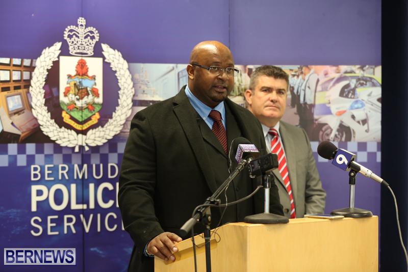 bermuda police press conference jan 16