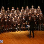 3rd Annual Primary School Choir Competition Bermuda, February 13 2016-17