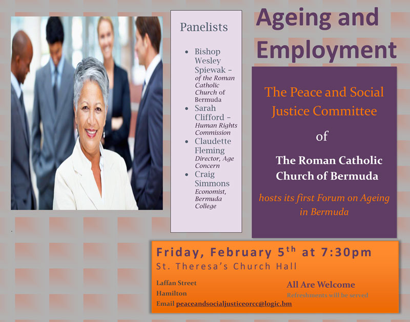 Ageing and Employment Poster