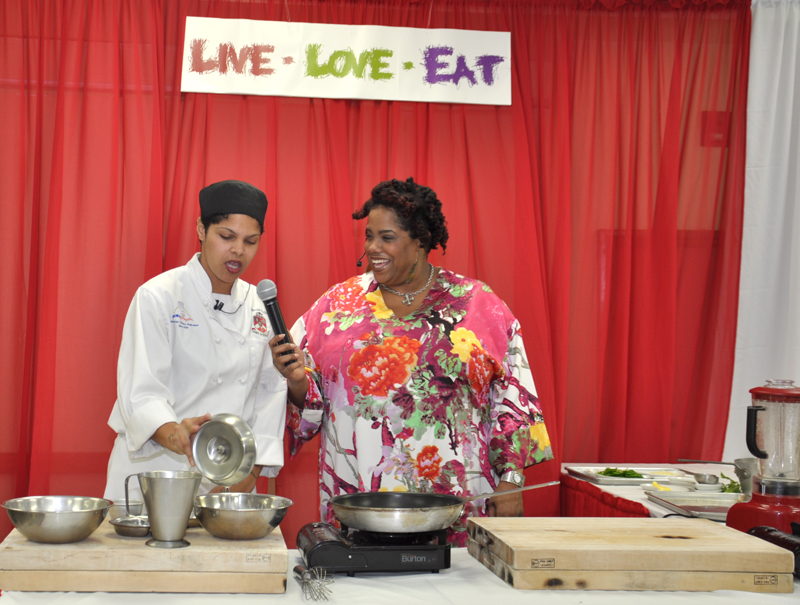 Bermuda College Science Week 2016 Live Love Eat  (4)