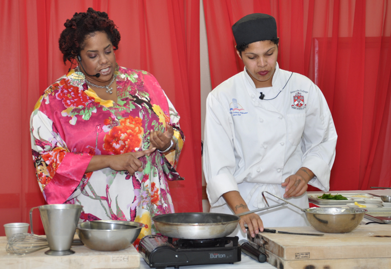 Bermuda College Science Week 2016 Live Love Eat  (5)