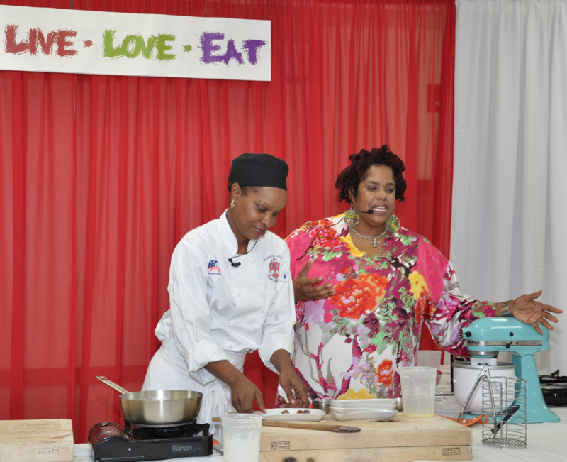 Bermuda College Science Week 2016 Live Love Eat  (8)