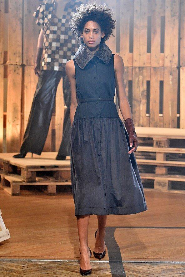 Bermuda Lily Lightbourn London Fashion Week 2016 (1)