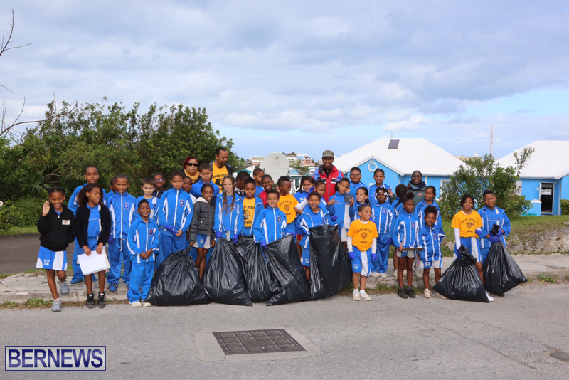 Elliot Primary School Community Service with KBB