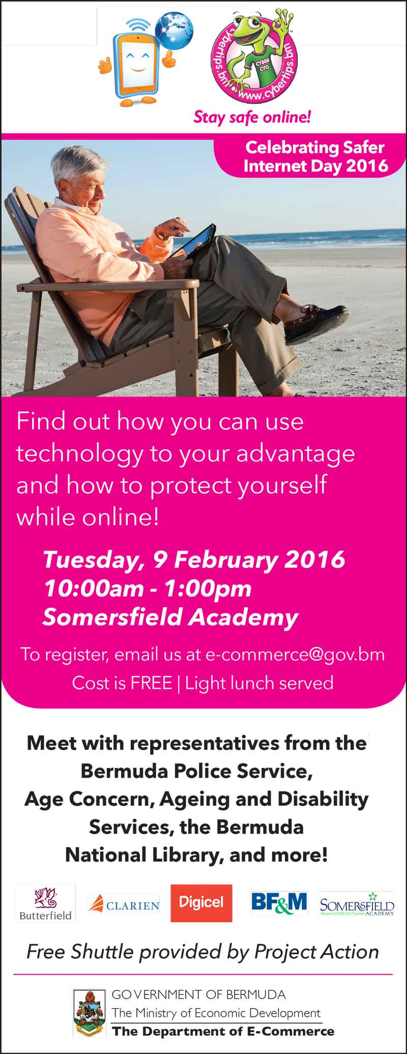 Flyer - Safer Internet Day 2016