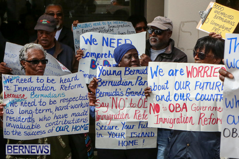 Immigration-Reform-Protest-Bermuda-February-25-2016-4