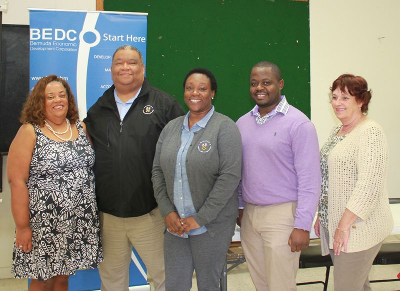 Procurement Presenters Bermuda Feb 24 2016