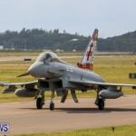 RAF Royal Air Force Voyager Typhoon Bermuda, February 23 2016-3