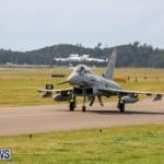 RAF Royal Air Force Voyager Typhoon Bermuda, February 23 2016-7