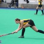 Ravens Vs Canaries Women's Hockey Bermuda Feb 10 2016 (1)