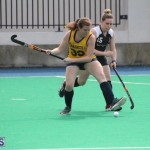 Ravens Vs Canaries Women's Hockey Bermuda Feb 10 2016 (10)