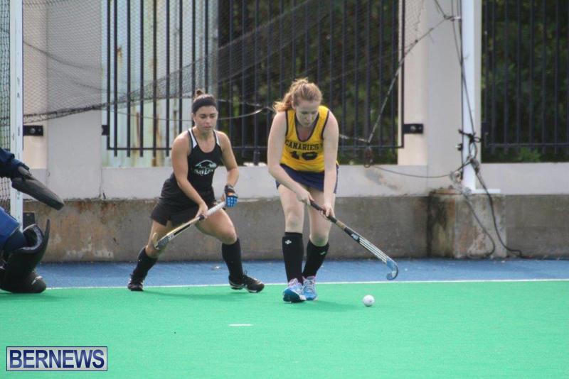 Ravens-Vs-Canaries-Womens-Hockey-Bermuda-Feb-10-2016-4