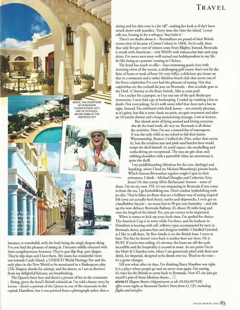 Tatler Bermuda feature febmar16 2