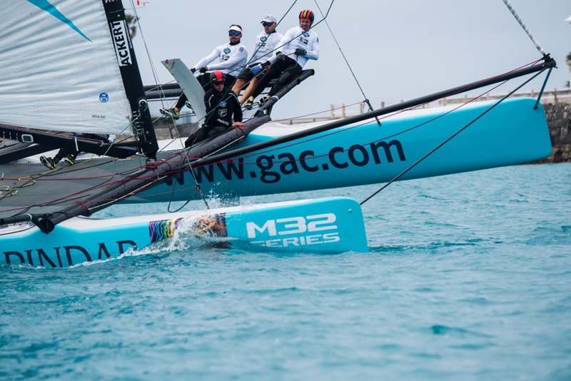 Team GAC Pindar on form in Bermuda Feb 24 2016