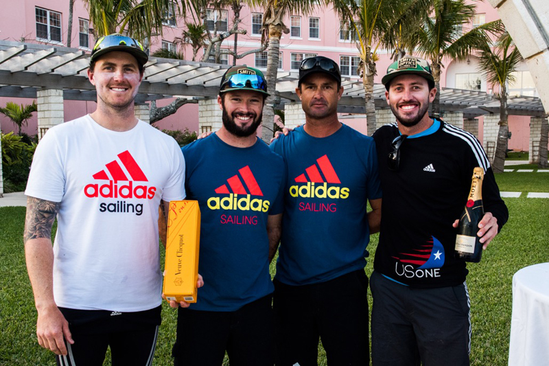 Team US One Bermuda Feb 24  2016