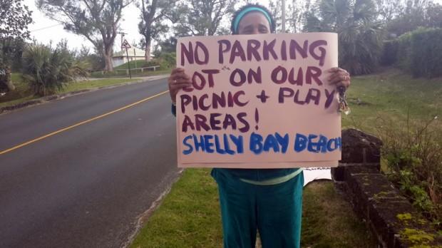 shelly bay protest feb 1 2016 (4)